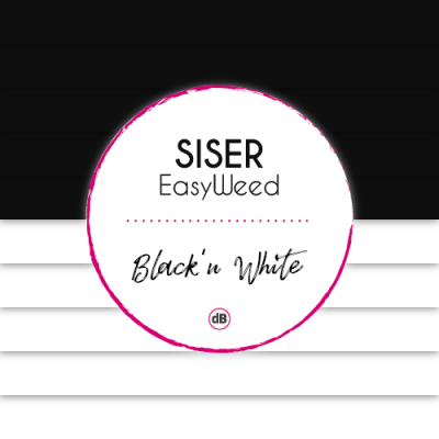 Siser Black 'n White flexpakket