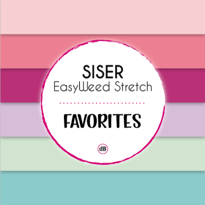 Siser Stretch Favorites flexpakket