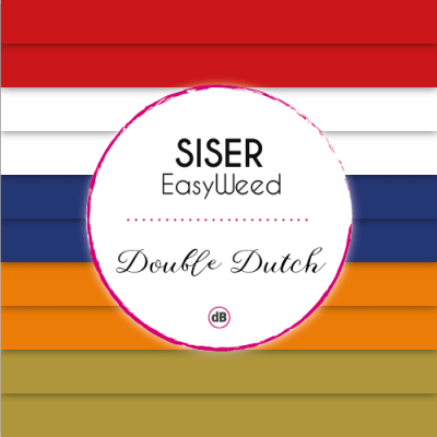 Siser Double Dutch flexpakket