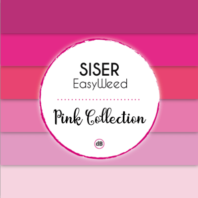 Siser Pink Collection flexpakket