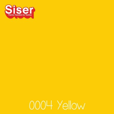 Siser P.S. Film Flexfolie (EasyWeed) Yellow