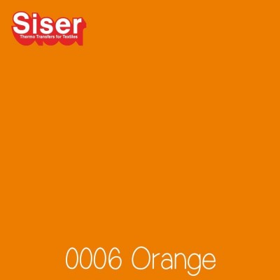 Siser P.S. Film Flexfolie (EasyWeed) Orange