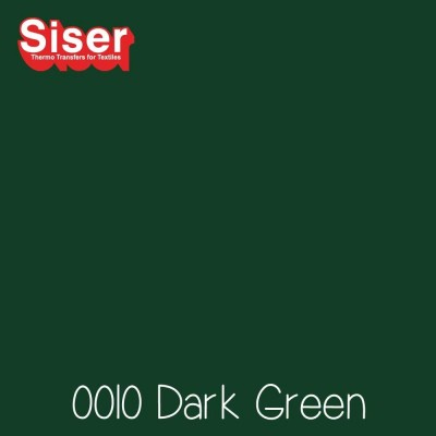 Siser P.S. Film Flexfolie (EasyWeed) Dark Green