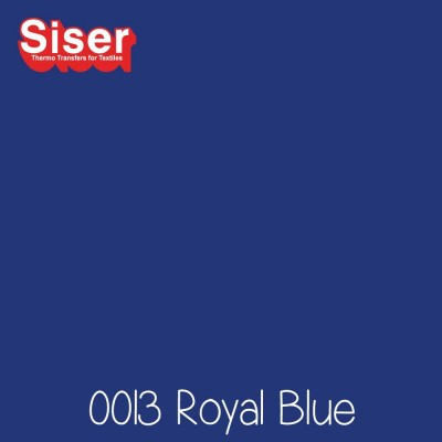Siser P.S. Film Flexfolie (EasyWeed) Royal Blue