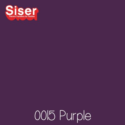 Siser P.S. Film Flexfolie (EasyWeed) Purple