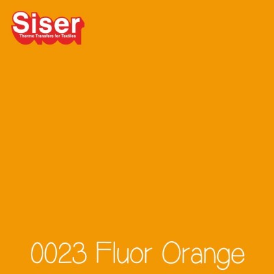 Siser P.S. Film Flexfolie (EasyWeed) Fluo Orange