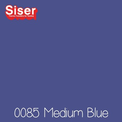 Siser P.S. Film Flexfolie (EasyWeed) Medium Blue