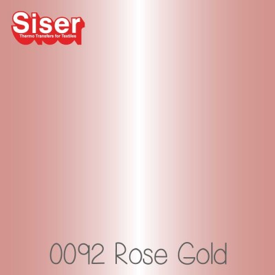 Siser P.S. Film Flexfolie (EasyWeed) Rose Gold