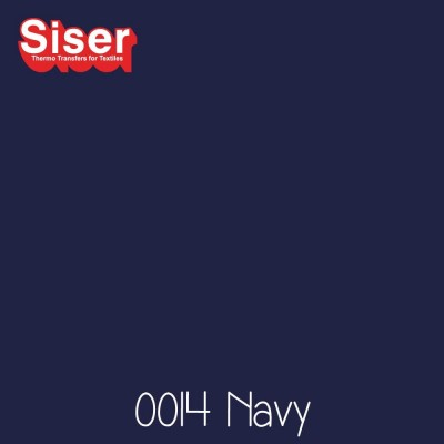 Siser P.S. Stretch flexfolie (Easyweed) Navy