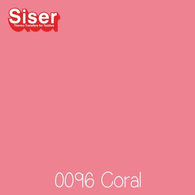 Siser P.S. Stretch flexfolie (Easyweed) Coral