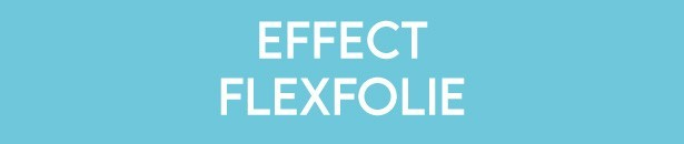 Effect flexfolies
