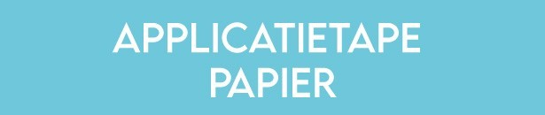 Applicatietape Papier